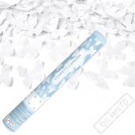 Vystřelovací konfety Motýli 40cm
