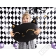 Nafukovací balónek fóliový Kočka černá 48cm