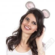 Party čelenka Myší uši