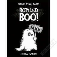 Etikety na lahev samolepicí BOO!