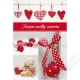 Vánoční blahopřání Červená harmonie
