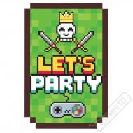 Pozvánky na oslavu Minecraft