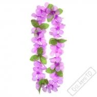 Havajský květinový věnec Violet