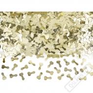 Konfety na rozlučku Penis ze zlata