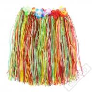 Havajská sukně Color 45cm