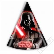 Papírové party kloboučky Star Wars