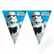 Party girlanda vlajky Star Wars