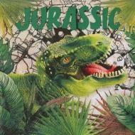 Papírové party ubrousky Dinosauři Raptor