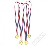 Medaile pro vítěze zlaté