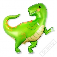 Nafukovací balón fóliový Dinosaurus 80cm