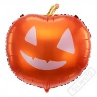 Nafukovací balón fóliový Pumpkin 52cm