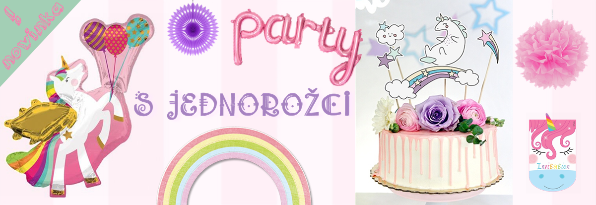 Party_jednoorozci